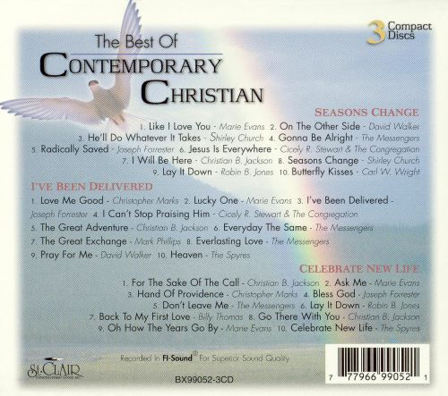 The Best of Contemporary Christian [Box Set]