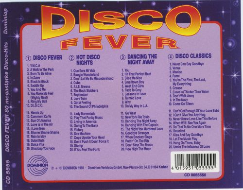 Disco Fever [Dominion]