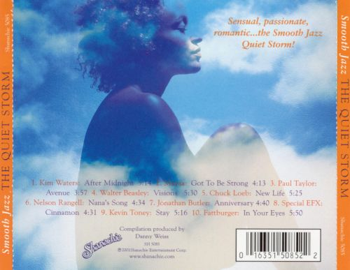 Smooth Jazz: The Quiet Storm