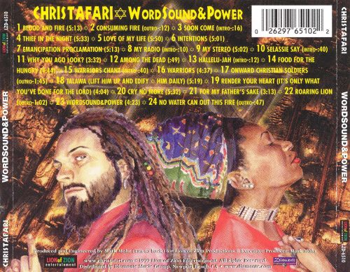 christafari word sound power