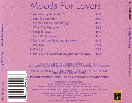 Moods for Lovers