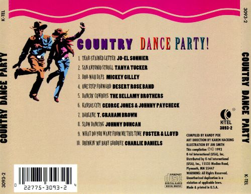 Country Dance Party [K-Tel]