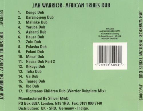 African Tribes Dub