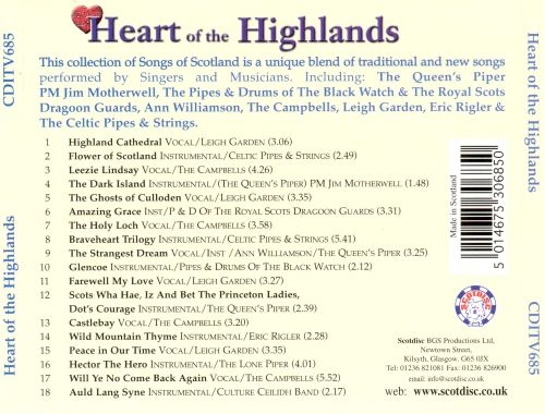 Heart of the Highlands