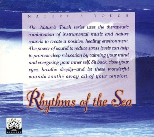Nature's Touch: Rhythms of the Sea