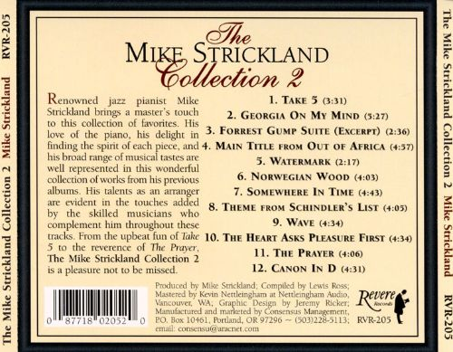 Mike Strickland Collection, Vol. 2
