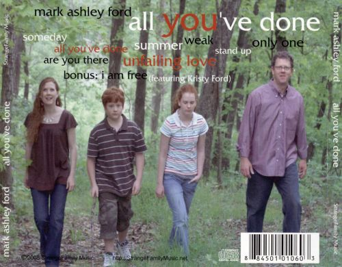All You've Done