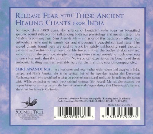 Mantras for Releasing Fear: Sacred Chants from India