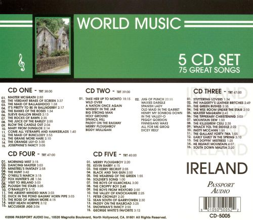 World Music: Ireland