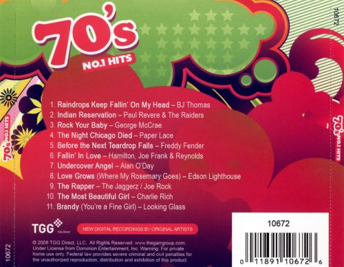 70's Number One Hits