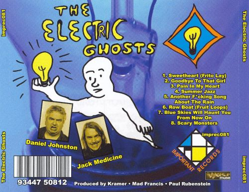 The Electric Ghosts