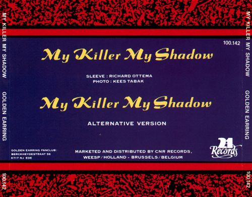 My Killer My Shadow