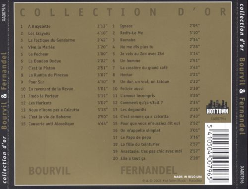 Collection d'Or