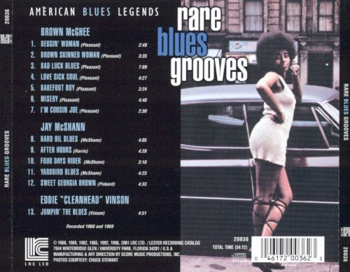 Rare Blues Grooves