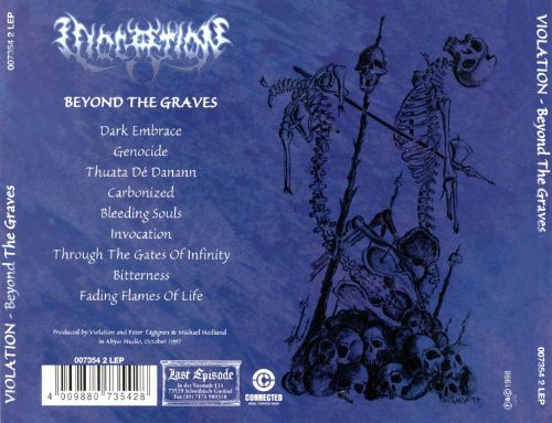 Beyond the Graves