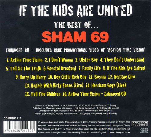 If the Kids Are United: The Best of Sham 69