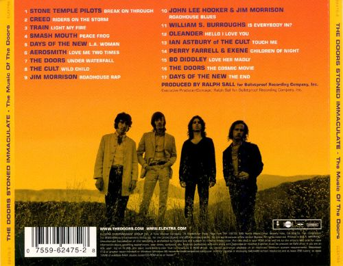 Stoned Immaculate The Music Of The Doors Various