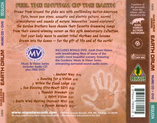 Earth Drum: The 25th Anniversary Collection, Vol. 1