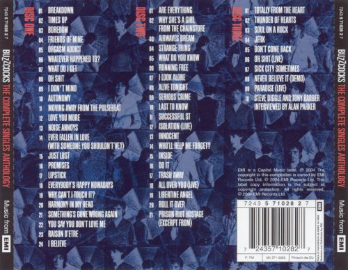 The Complete Singles Anthology