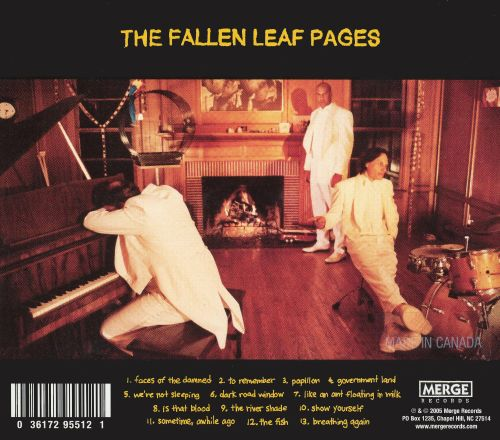 The Fallen Leaf Pages