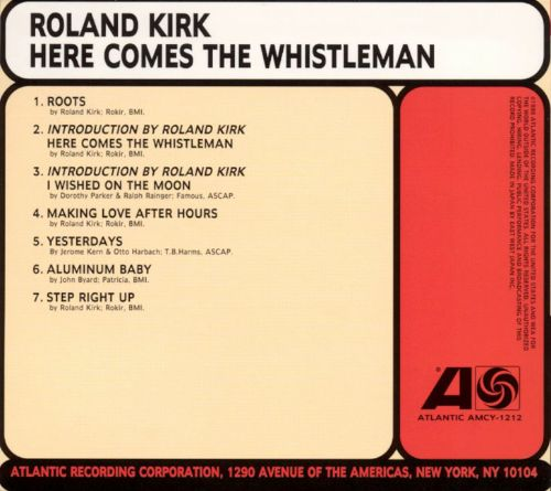 Here Comes the Whistleman