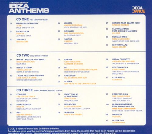 Very Best of Ibiza Anthems