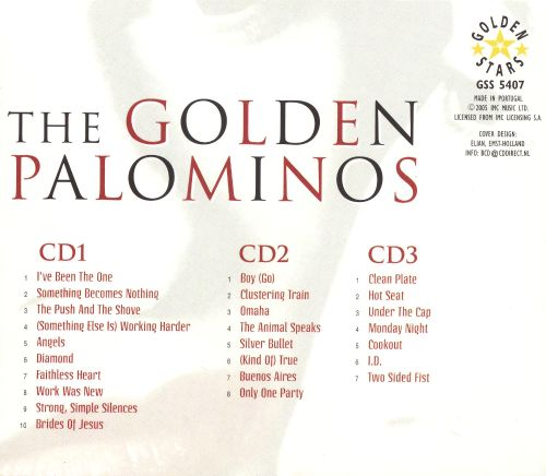 The Golden Palominos [3-CD Collection]