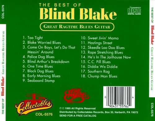 The Best of Blind Blake [Collectables]