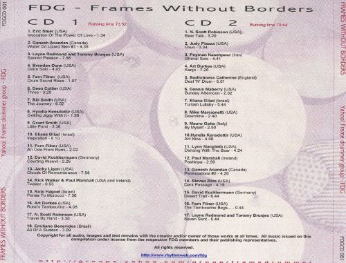 Frames Without Borders