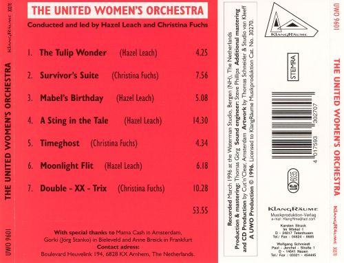 United Women's Orchestra (Red)