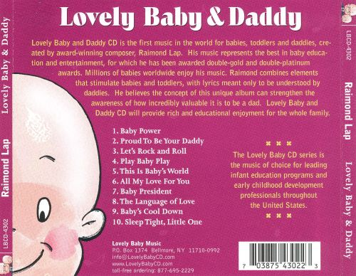 Lovely Baby and Daddy