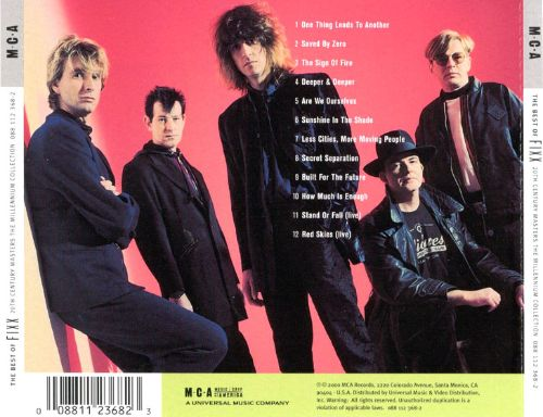 20th Century Masters - The Millennium Collection: The Best of the Fixx