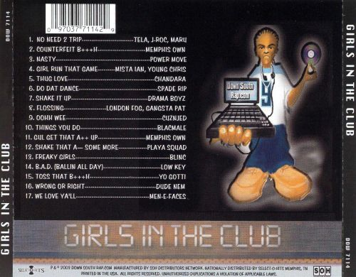 Girls in the Club