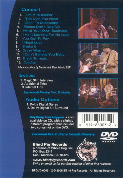 Anything Can Happen [DVD]