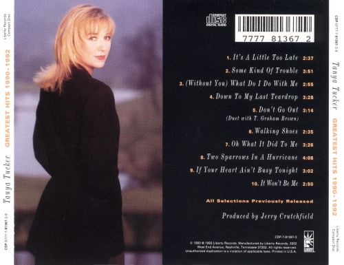 Greatest Hits 1990-1992