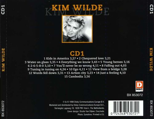 Original Gold: Kim Wilde