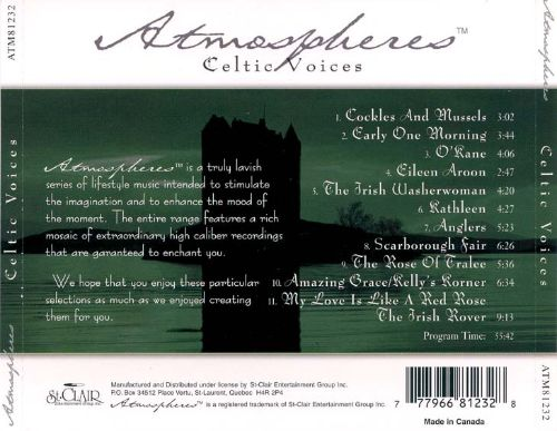 Atmospheres: Celtic Voices