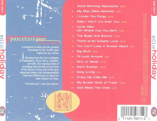 Priceless Jazz