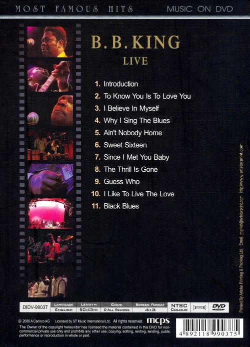 Most Famous Hits - Live