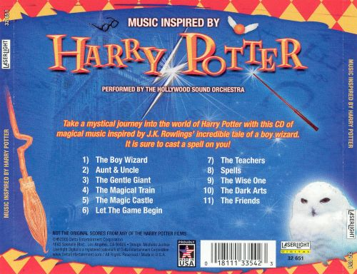 Music Inspired by Harry Potter