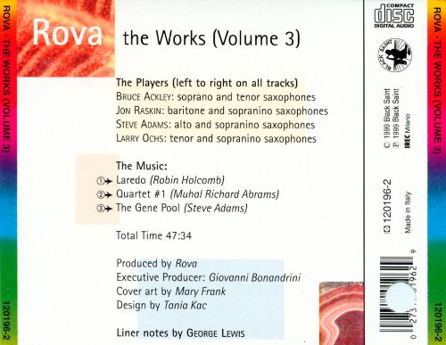 The Works, Vol. 3
