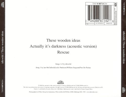 Those Wooden Ideas [CD #2]