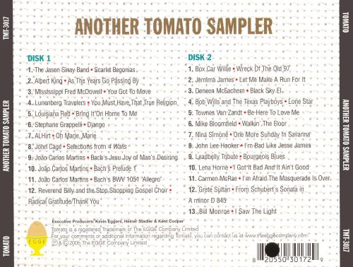 Another Tomato Sampler