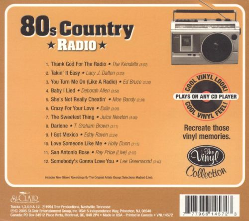 80's Country Radio