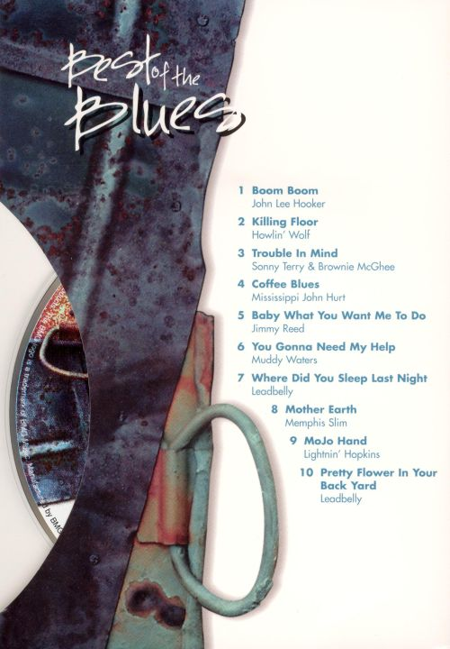 Best of the Blues [BMG Greeting Card CD]