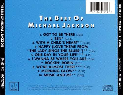 The Best of Michael Jackson & The Jackson Five