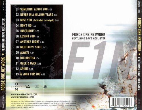 Force One Network Collection Featuring Dave Hollister