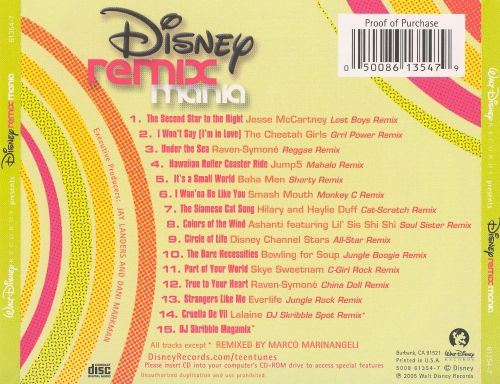 Wow! Disney Remix Mania - Disn...