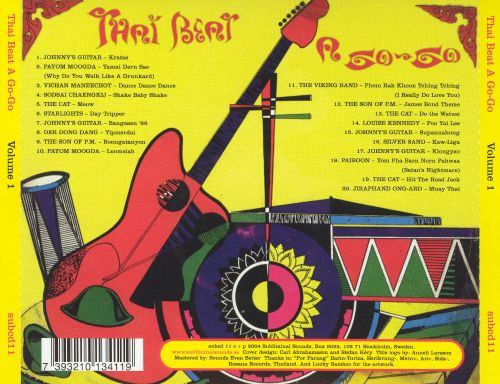 Thai Beat A Go-Go, Vol. 1