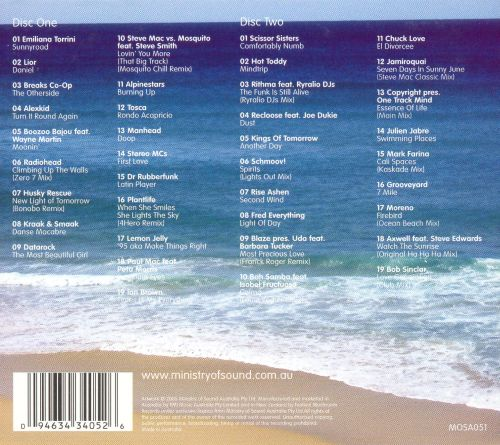 Chillout Sessions, Vol. 8